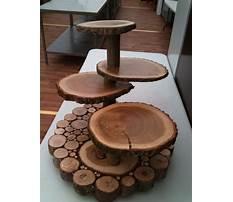 Diy wood cake stand.aspx Plan