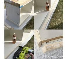 Diy wood furniture repair and gluing Plan