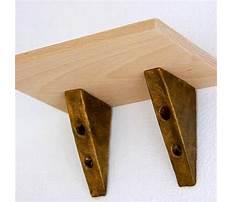 Diy wood shelf brackets.aspx Plan