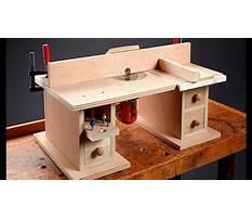 Diy wooden benchtop Plan