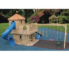 Diy wooden playset plans.aspx Plan
