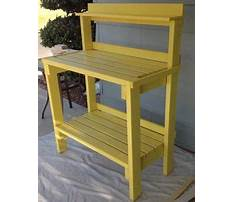 Do it yourself bench.aspx Plan