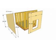 Dog house plans easy.aspx Plan