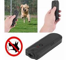Dog stop barking device Plan