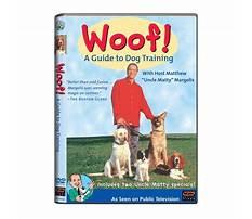Dog training dvd as seen on tv Plan