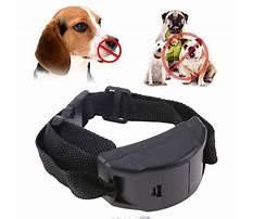 Dog training e collar Plan