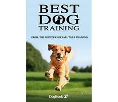 Dog training ebook Plan