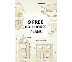 Dolls house miniatures diy Plan