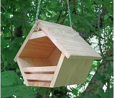 Dove bird house for sale Plan