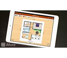Draw furniture plans on ipad Plan