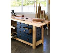 Drawer plans for under workbench Plan