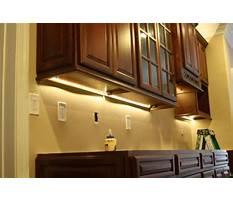 Dresser lighting ideas Plan