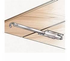 Drop leaf support hardware.aspx Plan
