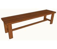 Easy bench designs.aspx Plan
