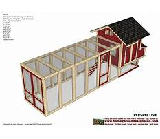 Easy clean chicken coops for sale Plan