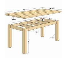 Easy furniture building plans Plan