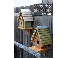 Easy home wood projects for kids Plan