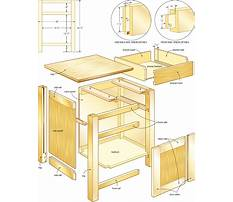 Easy night stand wood plans Plan