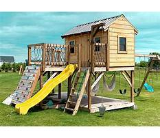 Easy play structure plans Plan