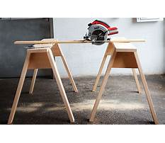 Easy sawhorse plans.aspx Plan