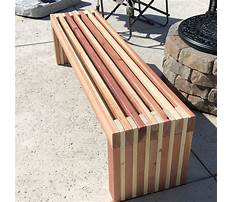 Easy to build furniture plans Plan