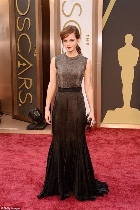 Emma Watson Oscars Fashion