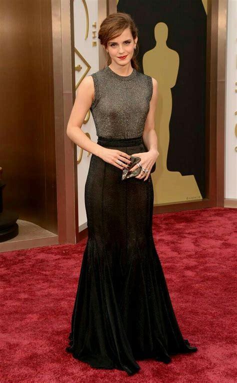 Emma Watson Cute Oscar Dress