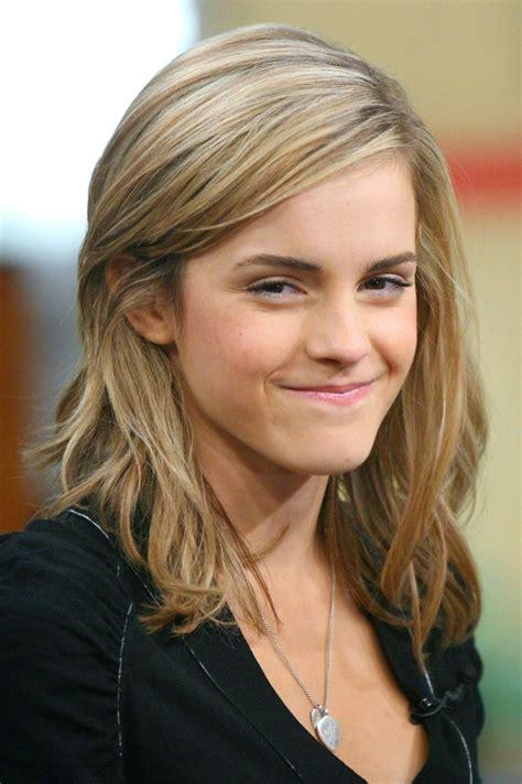 Emma Watson Smug