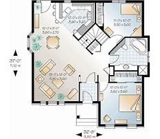 European house plans with open floor plans Plan