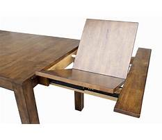 Extension dining room table plans Plan