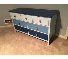 Extra large dressers and chests Plan
