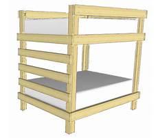 Extra long loft bed plans Plan