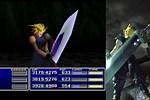 FF7 PlayStation Battles