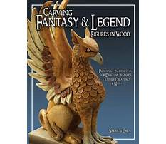 Fantasy and legend scroll saw puzzles Plan