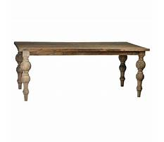 Farmhouse dining table set.aspx Plan