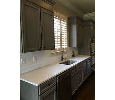 Faux wood cabinet finishes Plan