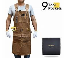 Festool woodworking shop apron Plan