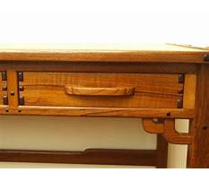 Fine woodworking coffee table plans.aspx Plan