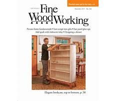 Fine woodworking magazine online.aspx Plan