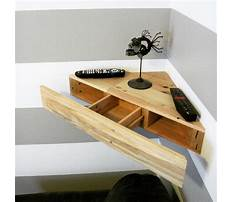 Floating corner shelf canada Plan