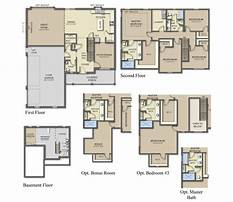 Floor plans for homes Plan