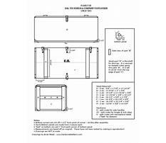 Foot locker plans woodworking.aspx Plan