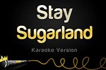 For You to Stay Karaoke