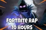 Fortnite Rap Battle 10 Hours