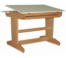 Free drafting table plans to build Plan