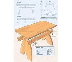 Free footstool plans.aspx Plan
