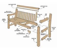 Free garden bench plans.aspx Plan