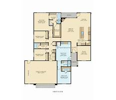Free home building plans with in law quarters Plan