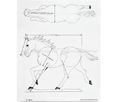 Free horse carving patterns Plan