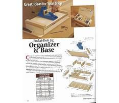 Free kreg jig woodworking plans Plan